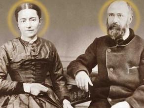 Dos santos que tuvieron 9 hijos, incluida una santa y 4 monjas.