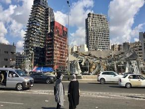 La explosión del 4 de agosto en Beirut: Asistencia condicionada