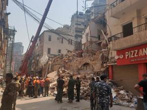 6 meses después de la explosión de Beirut, los libaneses siguen sufriendo una crisis interminable