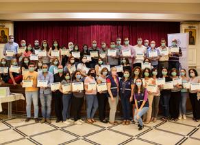 El Consejo de Iglesias de Oriente Medio organiza una sesión de formación para profesores en Damasco