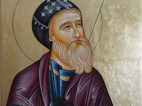 Santiago de Sarug, el arpa de la Iglesia