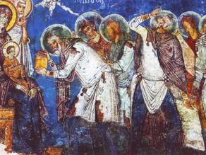 Postración ante el Señor... Salvación eterna