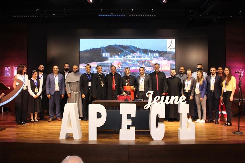 Pastoral Juvenil Maronita Líbano