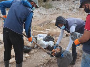 MECC implementa la campaña de WASH en Dara'a