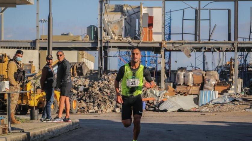 Maronitas. Rezan por las víctimas de la Explosión de Beirut, Líbano