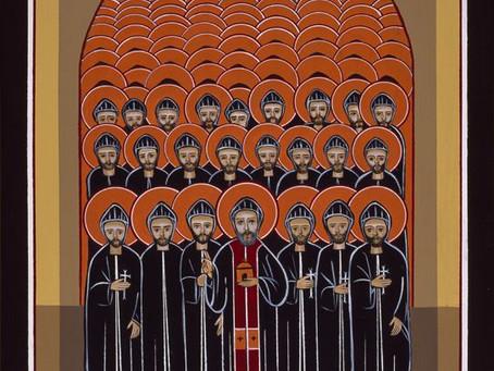 350 mártires maronitas