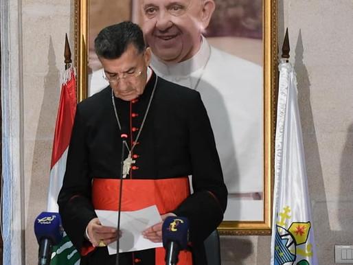 Apertura del Sínodo Patriarcal 2021
