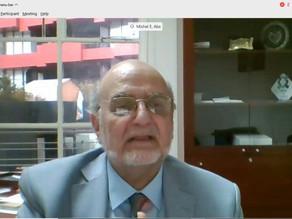 MECC en el EPP - Webinar del Parlamento Europeo sobre Beirut después de la explosión