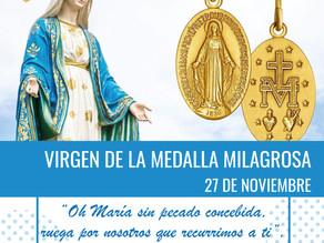 La Medalla Milagrosa, una sabia bendición