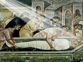 De soldado a gran santo de los mártires