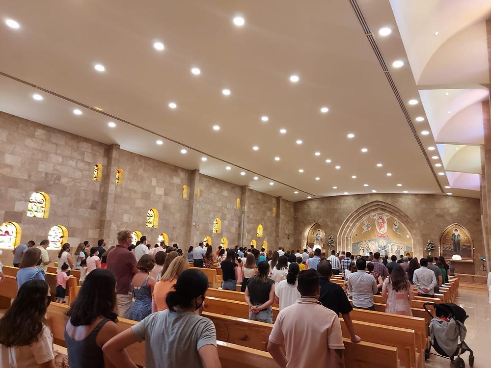 Parroquia Maronita de San Charbel
