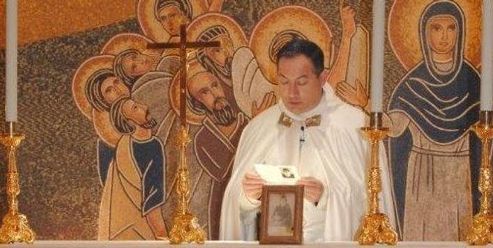 Parroco de la Parroquia Maronita de san Charbel