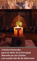Parroquia maronita de san Charbel en Chihuahua