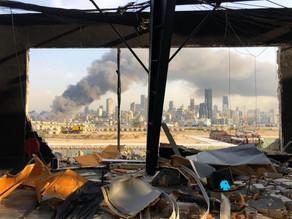 Un nuevo dilema en las investigaciones de la explosión de Beirut