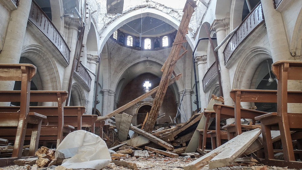 Maronitas rezan por la Iglesia Perseguida