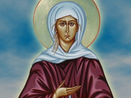 Santa Eugenia ... la mártir de Cristo
