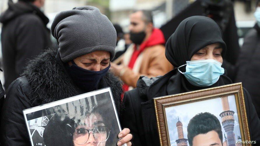 Explosión de Beirut. Parroquia Maronita de San Charbel reza por las victimas