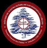 Escudo de la PARROQUIA Maronita Mexico.p