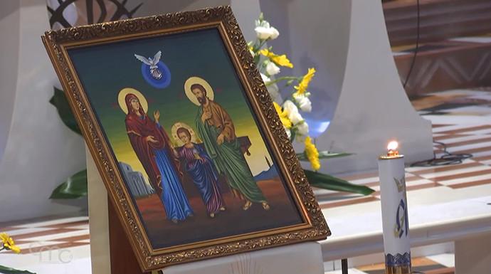 San Charbel, parroquia maronita, Día de la Paz para Oriente, Oriente Medio, Medio Oriente