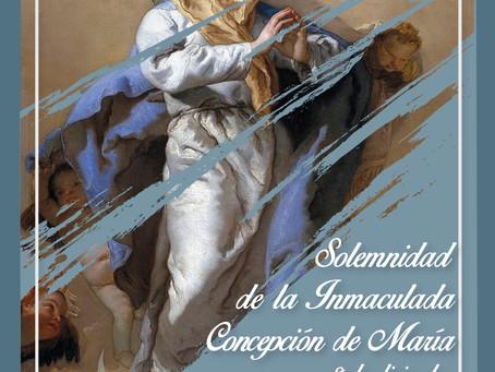 Las puertas se abren: la Inmaculada Concepción