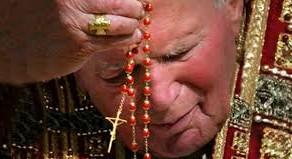 Juan Pablo II y el Rosario