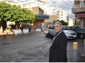 Su Excelencia el Arzobispo Georges Assadourian: