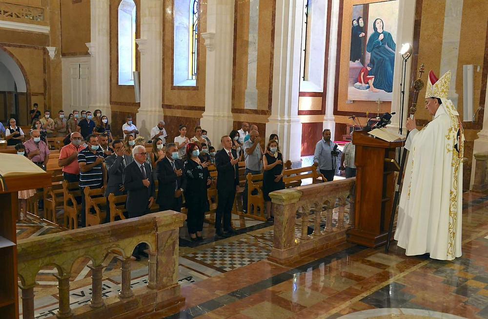 Parroquia Maronita San Charbel