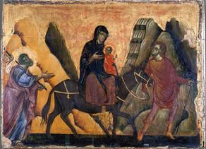 Huida del Señor a Egipto