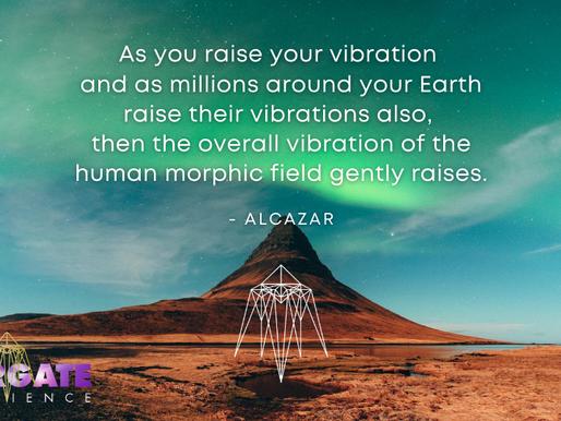 Aumente a sua vibração para beneficiar os outros