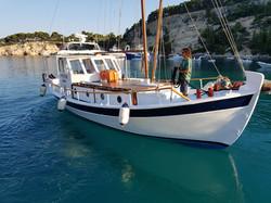 "IFAW ""Odysseia"" MOm's Research Boat"