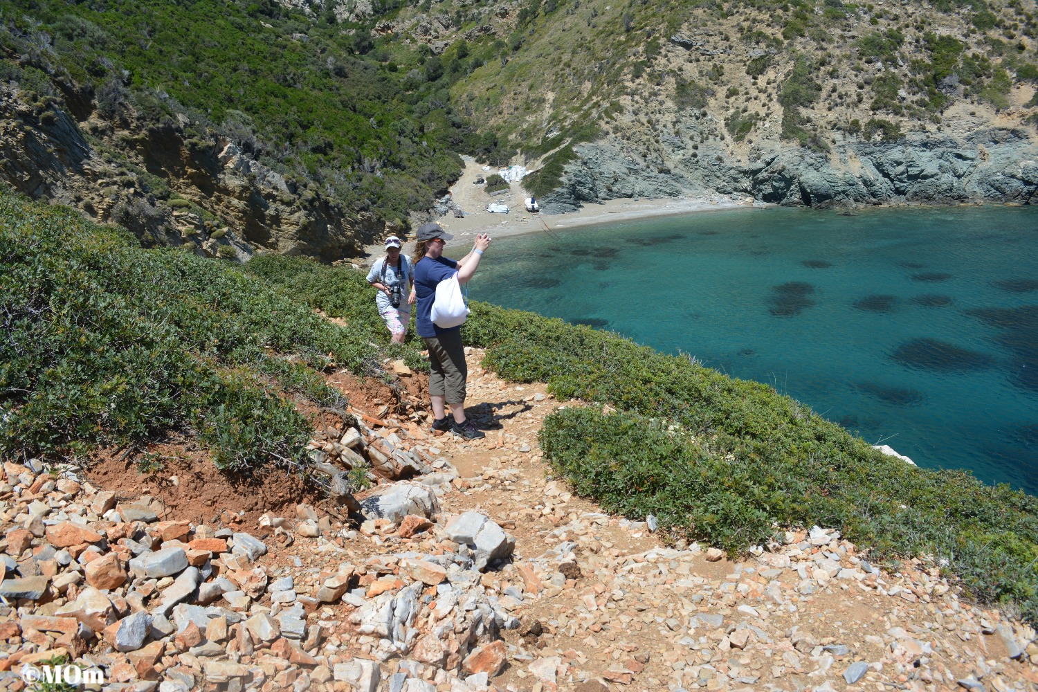 Hiking in Alonissos