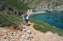 Hiking in Alonissos