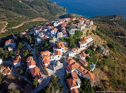 Alonissos Old Town