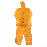 Raincoat - Jacket & Pants (Orange)