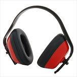EAR MUFFS RED