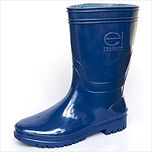 Women's Rubber Boots (Blue)