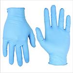 Nitrile Gloves (Blue/Violet)