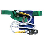 SAFETY BELT WITH SMALL HOOK