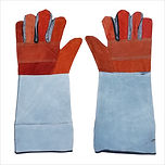REVERSIBLE LEATHER GLOVES 16
