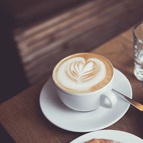 koffie in workshop