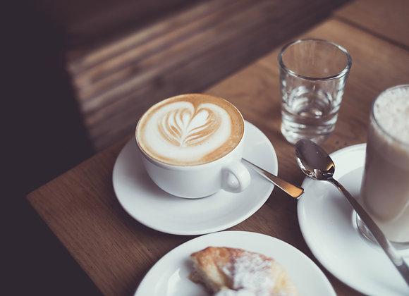 Кафе - кофейня | финансовая модель бизнес плана