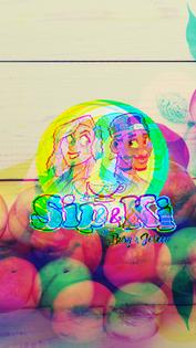 Sip & Ki - Technicolor Peaches Ver. 3