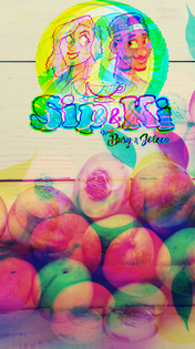 Sip & Ki - Technicolor Peaches Ver. 2