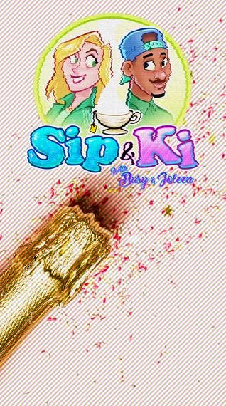 Sip & Ki - Technicolor Champagne Ver. 1