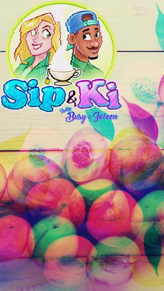 Sip & Ki - Technicolor Peaches Ver. 1