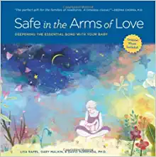 Safe in the Arms of Love with CD