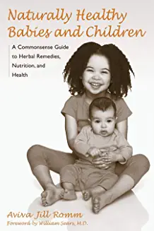 Naturally Healthy Babies and Children by Aviva Romm, M.D.