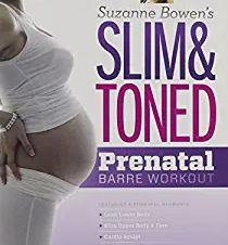 Susanne Bowen's Slim & Toned Prenatal Barre Workout