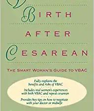Vaginal Birth After Cesarean by Elizabeth Kaufmann