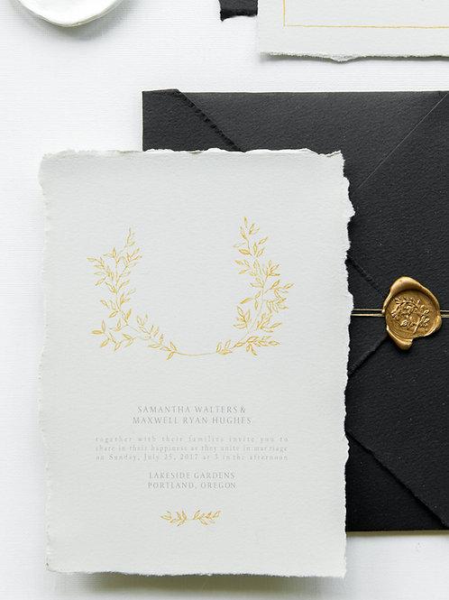 Marseille Invitation